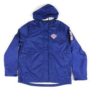 New York Knicks NBA G-III Carl Banks Rain Jacket